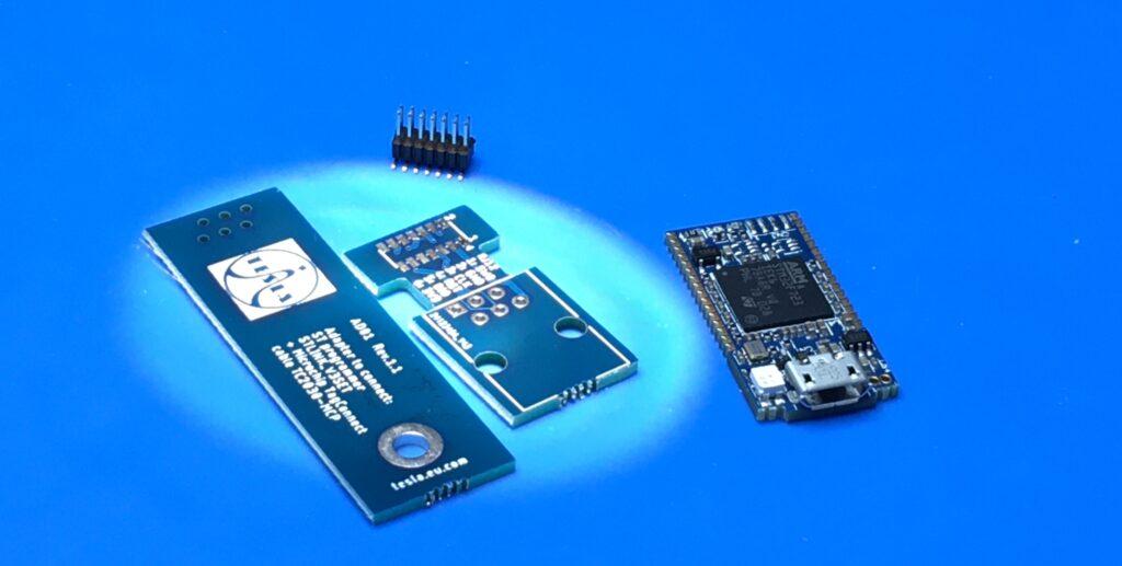 STLINK_V3 adapter kit